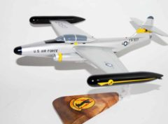 84th Fighter Interceptor Squadron F-89 Model