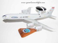 960th Airborne Air Control Squadron E-3 Model