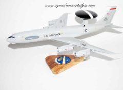961st Airborne Air Control Squadron E-3 Sentry