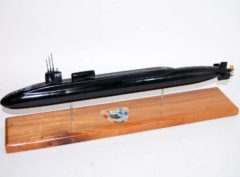 SSGN-727 USS Michigan Submarine Model