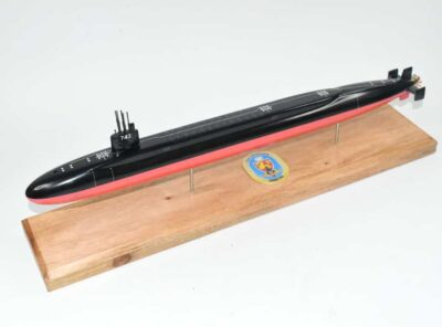 USS Louisiana SSBN-743 Submarine Model