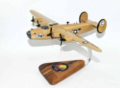 "566th Bomb Squadron ""Fightin' Sam"" B-24 Model"
