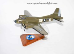 324th Bomb Squadron 'Memphis Belle' B-17 Model