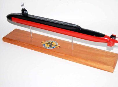 USS Wyoming SSBN-742 Submarine Model