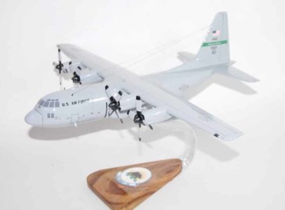 115th Airlift Squadron C-130E Model