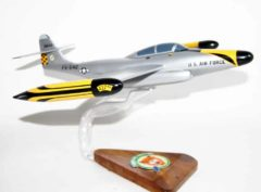 437th Fighter Interceptor Squadron F-89 Scorpion Model