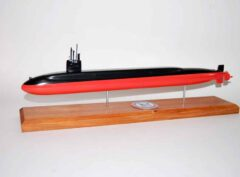 USS Pennsylvania SSBN-735 Submarine Model