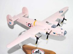 512th Bomb Squadron B-24 (Brown) Model
