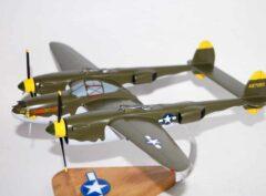 Tangerine P-38 Lightning Model