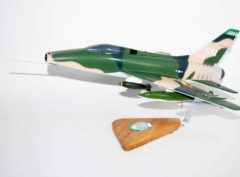 308th Fighter Squadron F-100 Model