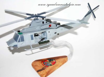 HMLA-167 Warriors UH-1Y Model