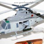 HMLA-167 Warriors UH-1Y Model