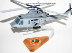 HMLA-367 Scarface UH-1Y Model
