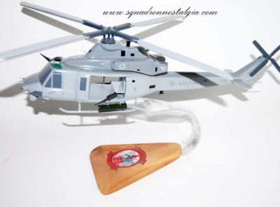 HMLA-469 Vengeance UH-1Y Model