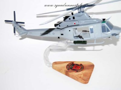 HMLA-773 Red Dog UH-1Y Model