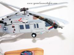 HSC-6 Indians MH-60S Model