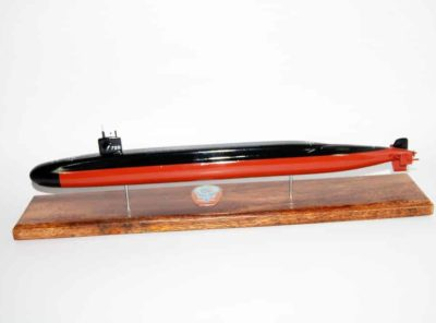 SSGN-728 USS Florida Submarine Model
