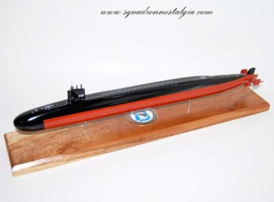USS Pennsylvania SSBN-735 Model