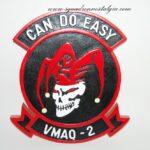 VMAQ-2 Death Jesters Plaque