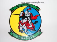 VMM-764 Moonlighters Plaque