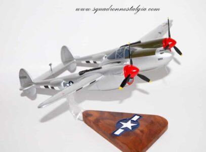 Honey Bunny P-38 Lightning Model