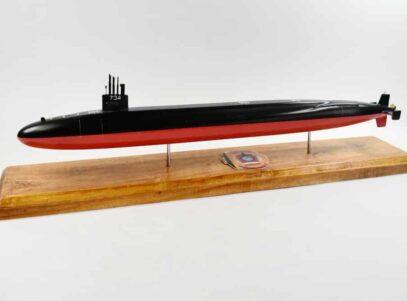 USS Tennessee SSBN-734 Submarine Model