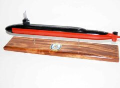 USS Maryland SSBN-738 Submarine Model