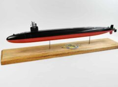 USS Wyoming SSBN-742 Submarine Model