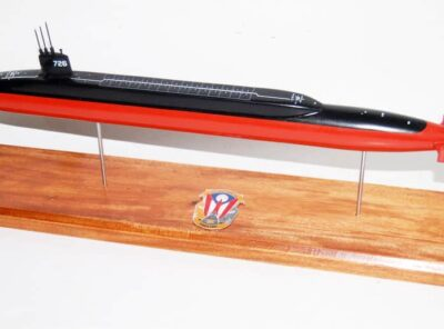 SSGN-726 USS Ohio Submarine Model