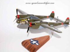 Thoughts of Midnite P-38 Lightning