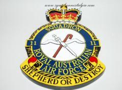 No. 11 Squadron RAAF Plaque