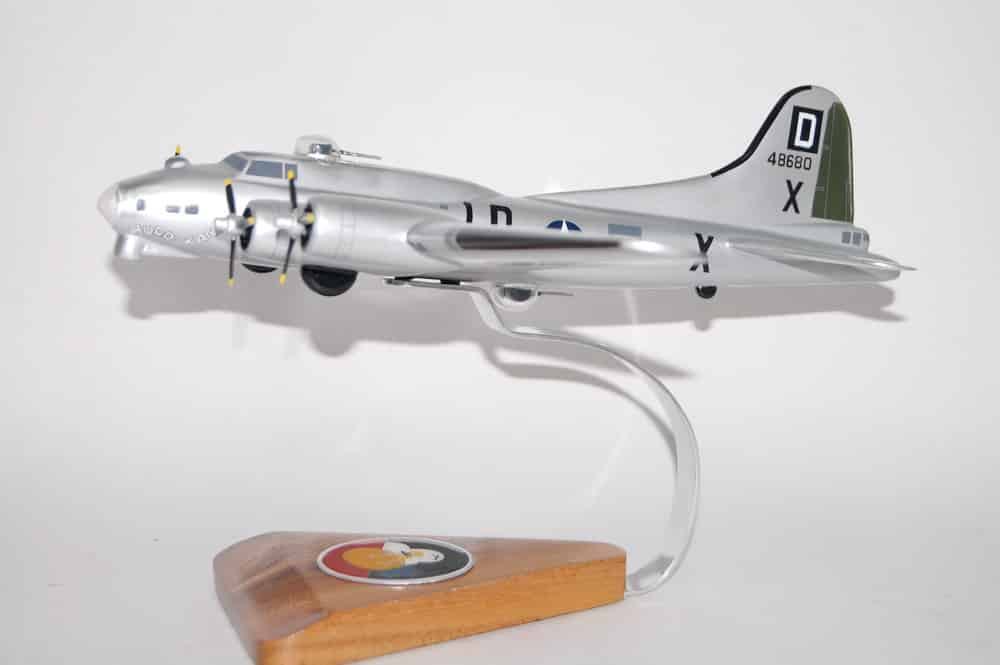418th Bombardment Squadron B-17G Model