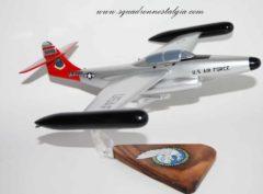 449th FIS F-89 Model