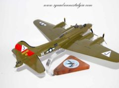 511th Bomb Squadron B-17G Model