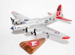 532d Bombardment Squadron B-17G Model