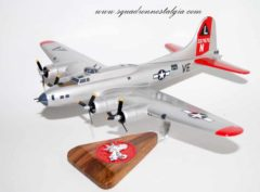 532d Bombardment Squadron B-17G Model