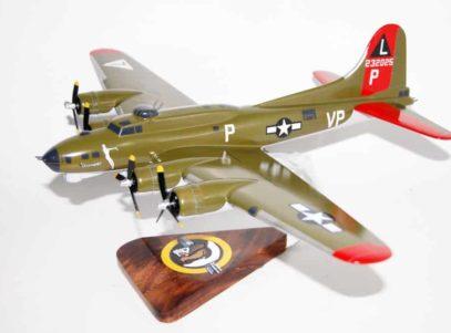 533d Bombardment Squadron B-17G Model