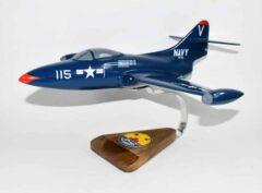 VF-111 Sundowners F-9F Model