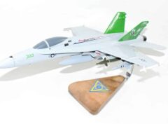 VFA-125 Rough Raiders (300) Strike Fighter Weapons School F/A-18c Model