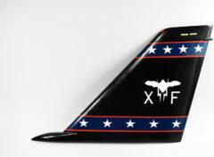 VX-9 Vampires F-14 Tailflash