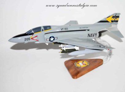 VF-103 Sluggers F-4j (1978) Model