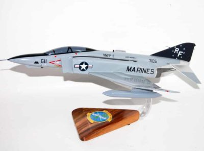 VMFP-3 Eyes of the Corps RF-4b Model