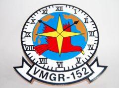 VMGR-152 Sumos Plaque