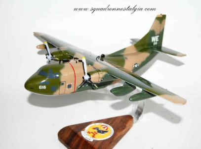 19th Air Commando Squadron C-123K Model