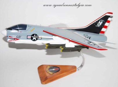 VA-125 Rough Raiders A-7e Model