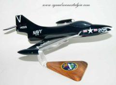VF-112 Broncos F-9F