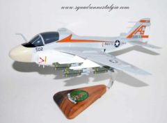 VA-65 Fighting Tigers A-6e (1972) Model