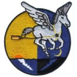 VC-7 Tallyhoers Squadron Patch – Plastic Backing