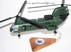 HMM-364 Purple Foxes CH-46 (153987) Model