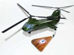 HMM-161 Greyhawks (1970s) CH-46 Model